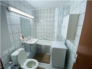 Apartament de vanzare in Sibiu- 3 camere+uscatorie+2 balcoane si 2 bai