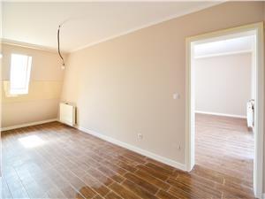 Apartament de inchiriat in Sibiu-2 camere cu terasa-mobilat utilat