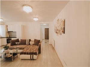 Apartament de vanzare in Sibiu-3 camere-mobilat si utilat-
