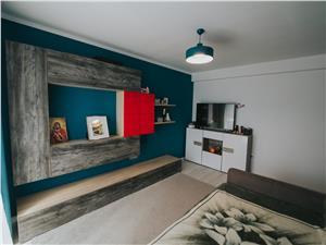 Apartament de vanzare in Sibiu- 3 camere si 2 balcoane-C. Arhitectilor