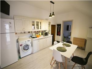 Wohnung zum Verkauf in Sibiu - ein Zimmer mit Balkon