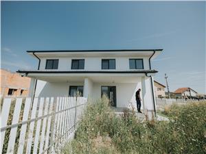 Casa de vanzare in Sibiu - Cristian - duplex - la ALB