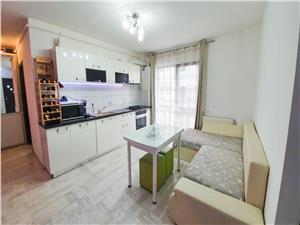 Apartament de vanzare in Sibiu-3 camere- mobilat si utilat-Z. Kaufland