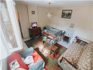 Apartment for sale in Sibiu - yard 340sqm