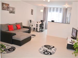 Apartamentul de inchiriat in Sibiu-3 camere cu balcon-Zona Valea Aurie
