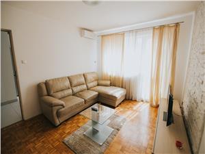 Apartament de inchiriat in Sibiu-2 camere-mobilat si utilat-Z. Cedonia