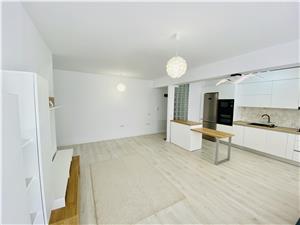 Apartament de inchiriat in Sibiu-3 camere cu balcon mare-Zona D.Stanca