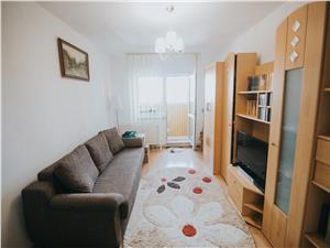 Apartament de vanzare in Sibiu-3 camere-etaj intemediar-Zona Rahova