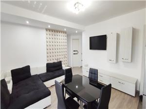 Apartament 3 camere de vanzare in Sibiu - mobilat, utilat modern, et 1
