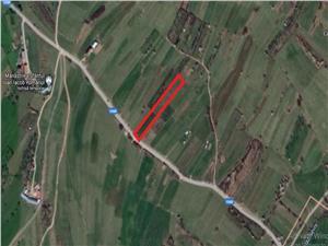Teren de vanzare in Sibiu -Rasinari -extravilan -3000 mp