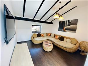 Apartament de inchiriat in Sibiu-3 camere modern utilate-Zona Turnisor