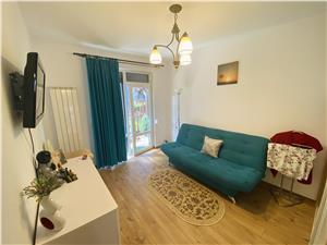 Apartament de vanzare in Sibiu - 3 camere - gradina de 85 mp