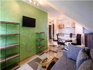 Apartament 2 camere de inchiriat in Sibiu, zona de lux, modern