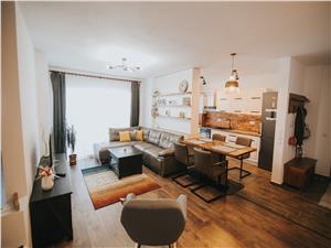 Apartament de vanzare in Sibiu-3 camere cu balcon-Cartier Kogalniceanu