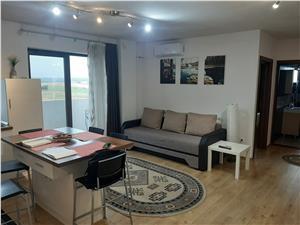 Apartament de vanzare in Sibiu - 3 camere - balcon 11 m- Zona Selimbar