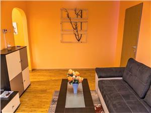 Apartament cu 3 camere de vanzare in Sibiu - zona Mihai Viteazu