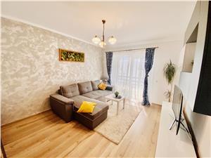 Wohnung zum Verkauf in Sibiu - Selimbar - 3 Zimmer und Dachboden