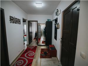 Apartament de vanzare in Sibiu -3 camere si 2 balcoane-Valea Aurie