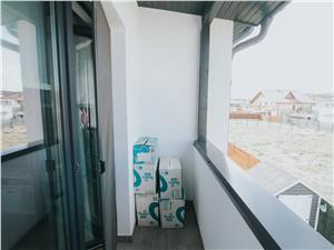 Casa de vanzare in Sibiu-triplex-100 mp utili si 90 mp curte libera