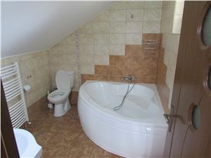 Casa de Inchiriat in Sibiu - 5 camere - Zona Trei Stejari
