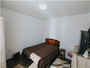 Apartament de vanzare in Sibiu- 2 camere cu curte de 12 mp-C.Cisnadiei