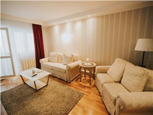 Apartament de inchiriat in Sibiu-4 camere confort lux-C.Dumbravii