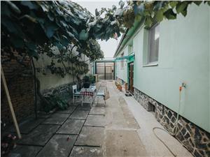 Casa de vanzare in Sibiu - Turnisor - 100 mp utili - 360 mp teren