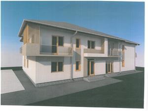 Apartament 2 camere de vanzare Sibiu -40 mp gradina si loc de parcare
