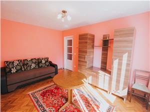 Apartament de inchiriat in Sibiu - mobilat si utilat - C. Dumbravii