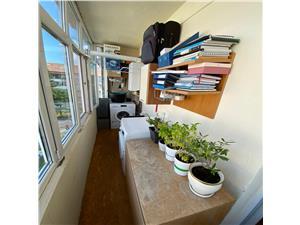 Apartament de vanzare in Sibiu, mobilat si utilat, zona Cedonia,