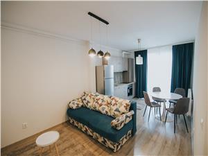 Apartament de inchiriat in Sibiu-2 camere cu balcon-City Residence