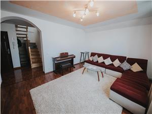 Apartament de inchiriat in Sibiu - Turnisor - 3 camere + bucatarie