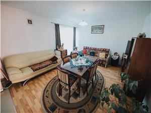 Apartament de vanzare in Sibiu - Cisnadie - 3 camere - etaj 2