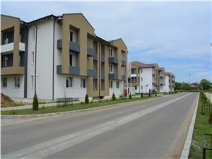Apartament de inchiriat 2 camere Sibiu - Zona Selimbar Pictor Brana