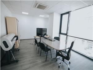 Spatiu de birouri de inchiriat in Sibiu-cladire moderna-Zona Balea
