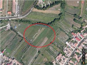 Teren de vanzare in Sibiu - intravilan - P+1+M