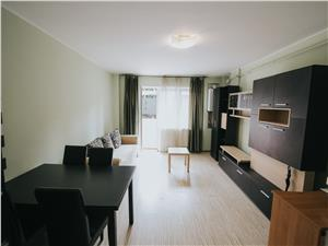 Apartament de vanzare in Sibiu -2 camere-etaj 1/4-Zona Strand II