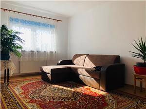 Apartament de inchiriat in Sibiu-2 camere si balcon-etaj intermediar