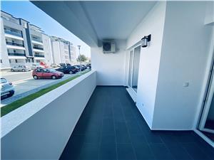 Apartament de inchiriat in Sibiu-3 camere si balcon-C. Kogalniceanu