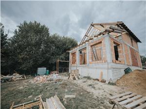Casa individuala de vanzare in Sibiu - Cisnadie - zona buna