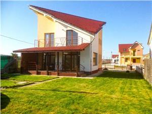 Casa individuala cu curte generoasa 500 mp