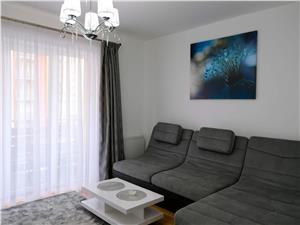 Apartament de inchiriat in Sibiu-3 camere, 2 bai si 2 balcoane-