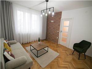 Apartament de vanzare in Sibiu-2 camere cu balcon-Pretabil investitii