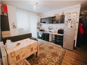 Apartament de vanzare in Sibiu-2 camere cu balcon inchis-Zona Selimbar