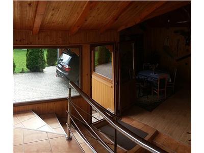 Casa de vanzare Sibiu -3 camere -Teren 450 mp - Zona Premium - Balea