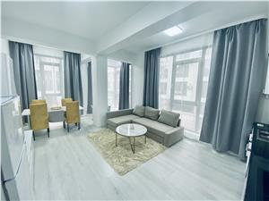 Apartament de inchiriat in Sibiu-3 camere-mobilat si utilat modern