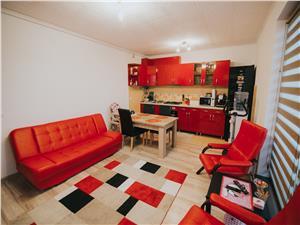 Apartament de vanzare in Sibiu-3 camere si 2 balcoane-Selimbar