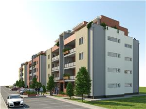 Apartment for sale Sibiu - turnkey - central area