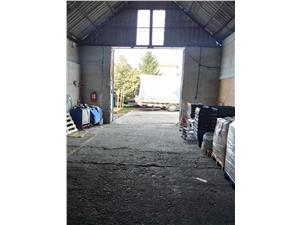 Spatiu de depozitare de inchiriat in Sibiu - Selimbar - acces Tir