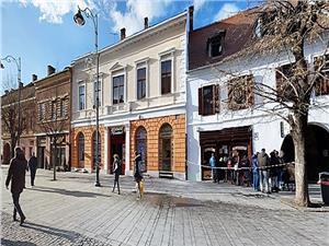 Pensiune ultracentrală de vânzare în Sibiu - Nicolae Bălcescu